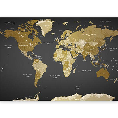 Top recommendation for world map wallpaper stick and peel