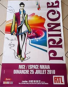 Prince–Concert 2010–80x 120cm Póster/póster