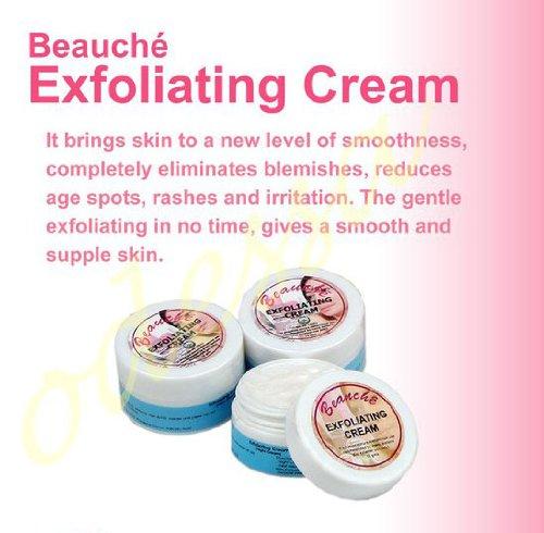 Beauche Exfoliating Cream 10 Grams