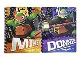 Teenage Mutant Ninja Turtles Spiral Notebook Set - Cover Varies