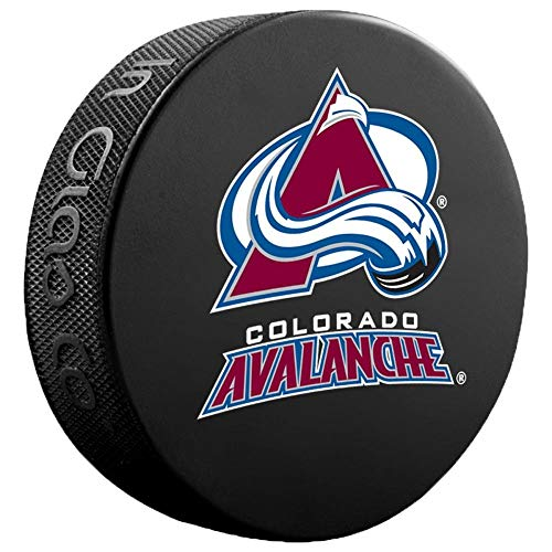 Colorado Avalanche Officially Licensed Hockey Puck (Hockey Colorado)