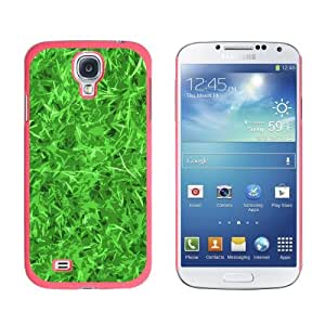 Blades of Grass Snap-On Hard Protective Case for Samsung Galaxy S4 - Non-Retail Packaging - Pink
