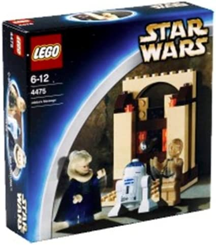 LEGO Star Wars: Jabba's Message (4475)