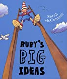 Ruby's Big Ideas, Sarah McConnell, 0340817674