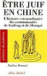 Etre juif en Chine : L'histoire extraordinaire des communautés de Kaifeng et de Shanghai par Perront