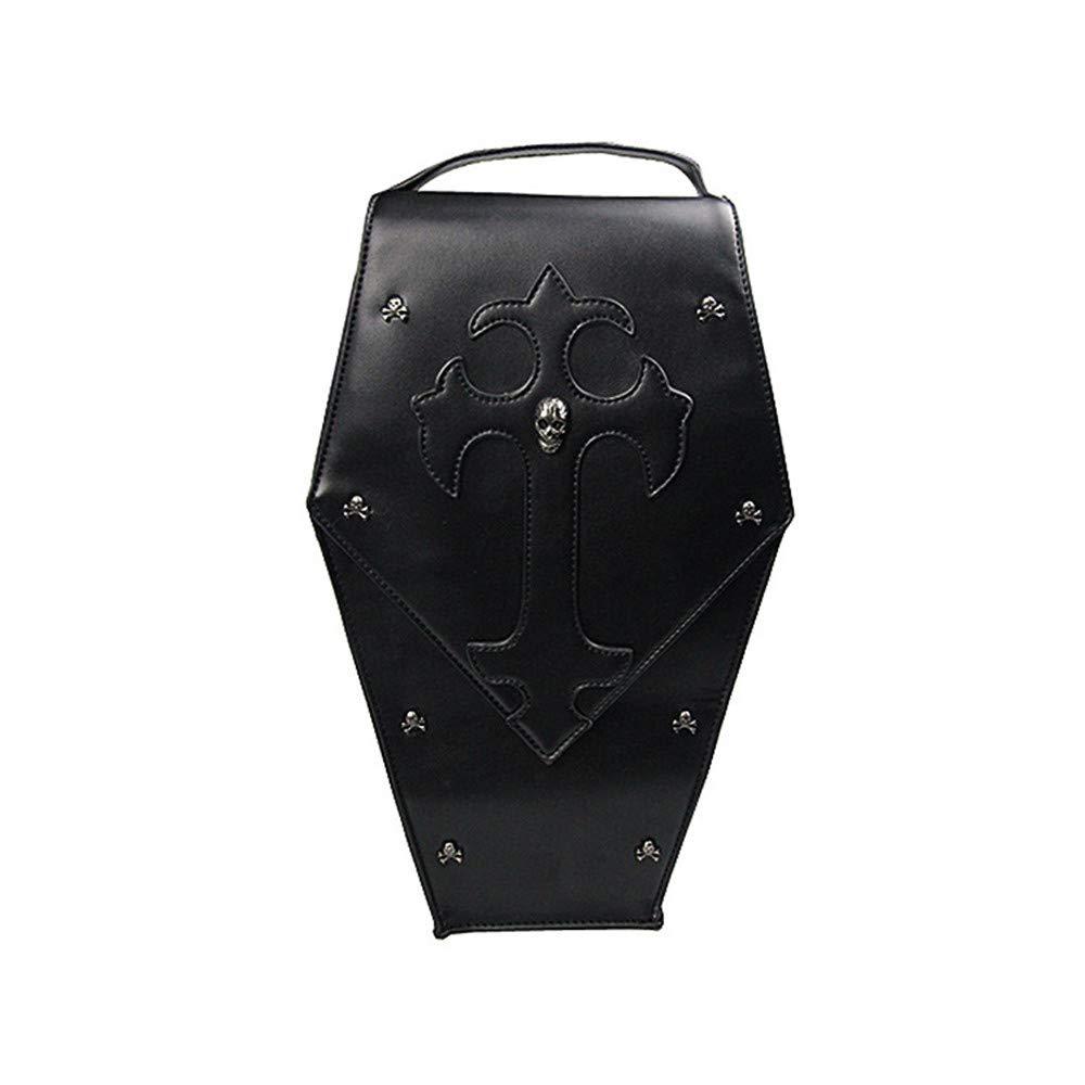 Steampunk Taille Taschen Gothic Bein Taschen für Frauen Cross Body Schulter Ledertasche