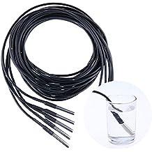 Hilitchi DS18B20 Waterproof Temperature Sensors Digital Temp Probe (Pack of 5pcs)