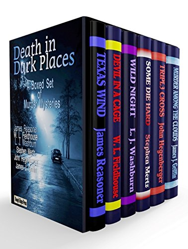 Death in Dark Places: A Boxed Set of Murder Mysteries
