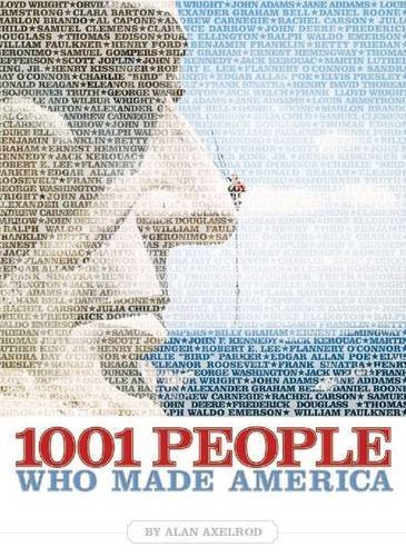 1001 People Who Made America - Highlights Look And Find