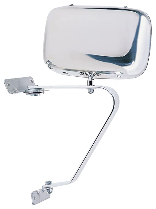 Amazon.com: ECCPP Manual Half Side View Mirrors Chrome for 80-96 ...
