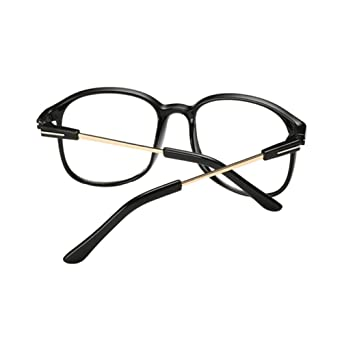 da460c31fc Xinvision Classic Style Nearsighted Myopia Full Frame Glasses Eyeglasses  CR-39 Resin Lenses Strength -1.00~-6.00 with Glasses Case (These are not  reading ...