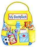 My Backpack, Melissa Arps, 0375874895