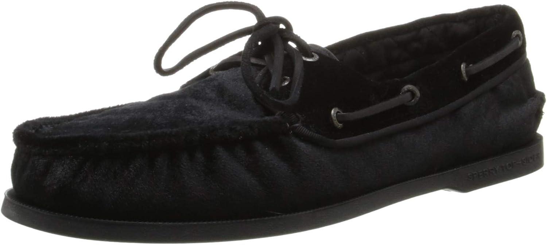 TALLA 45.5 EU. Sperry Authentic Original 2-Eye 0836981 - Zapatos de Cuero para Hombre