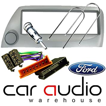 Ford Ka Silver Car Stereo Fitting Kit