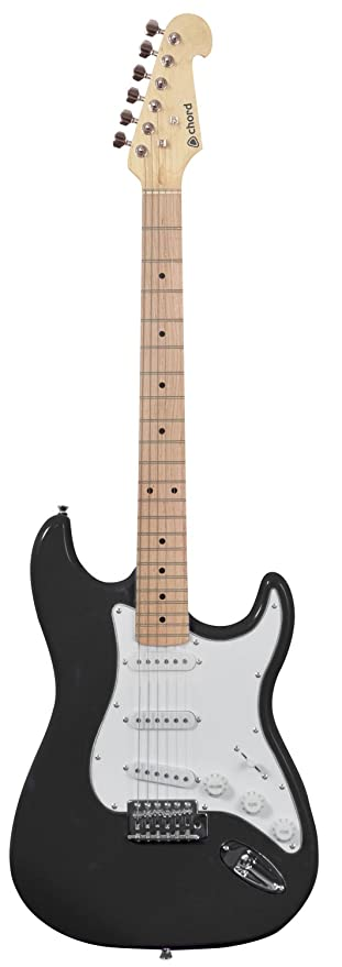Chord | CAL63 Electric Guitar | Artic White: Amazon.co.uk: Musical ...