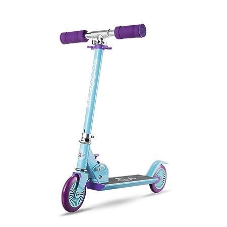 Patinete YXX Scooter Scooter de Acrobacias Plegable con 2 ...