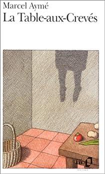 La table-aux-crevés par Aymé