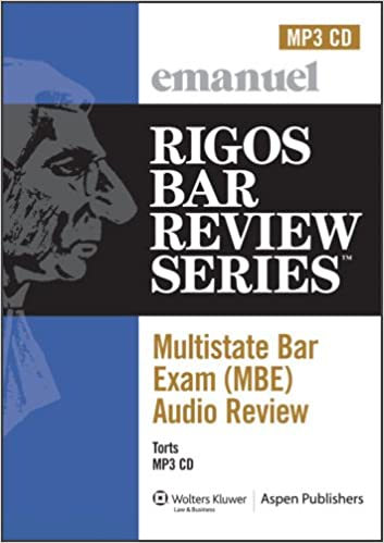 Read online Multistate Bar Exam Audio Review: Torts (Mbe Audio) PDF, azw (Kindle)