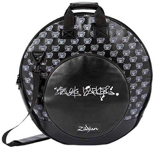 Zildjian Travis Barker Artist Series Boombox Cymbal Bag (Straps Cymbal Leather Zildjian)