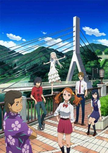Ano Hi Mita Hana no Namae wo Bokutachi wa Mada Shiranai. Regular Edition 3 Discs Blu-ray Box
