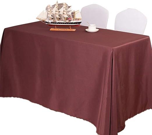 qwert Oblongo Mantel, Mantel De Algodón del Poliester Ga Banquetes ...