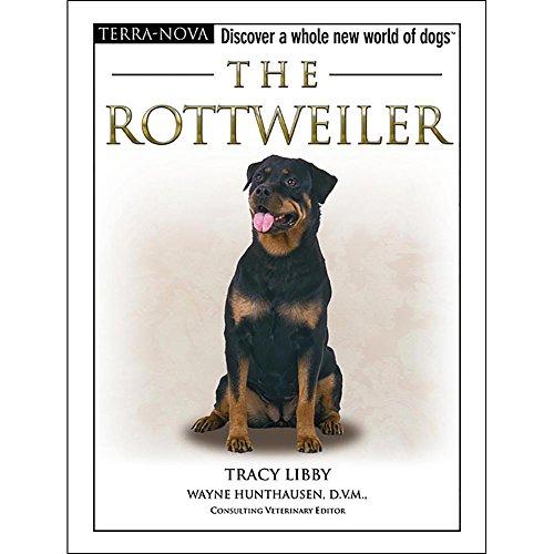 TFH Terra Nova The Rottweiler Book - Tfh Dvd