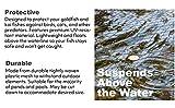 RYG Koi Pond Netting Kit 15x15 Feet, Heavy Duty