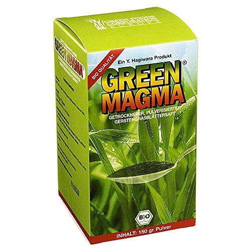GREEN MAGMA Gerstengrasextra 150 g Pulver
