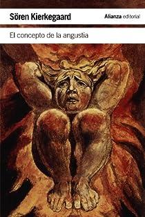 El concepto de la angustia par Kierkegaard