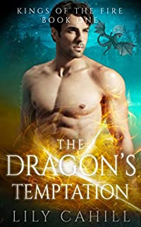 The Dragon's Temptation by Lily Cahill ebook deal