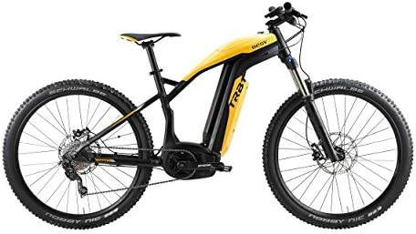 BESV Trb1 20MPH XC M 440 MTB Bicicleta eléctrica, Amarillo, 17