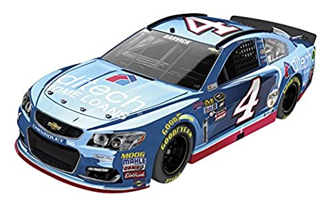 Lionel Racing Kevin Harvick #4 Ditech 2016 Chevrolet SS NASCAR Diecast Car (1:24 Scale), Chrome