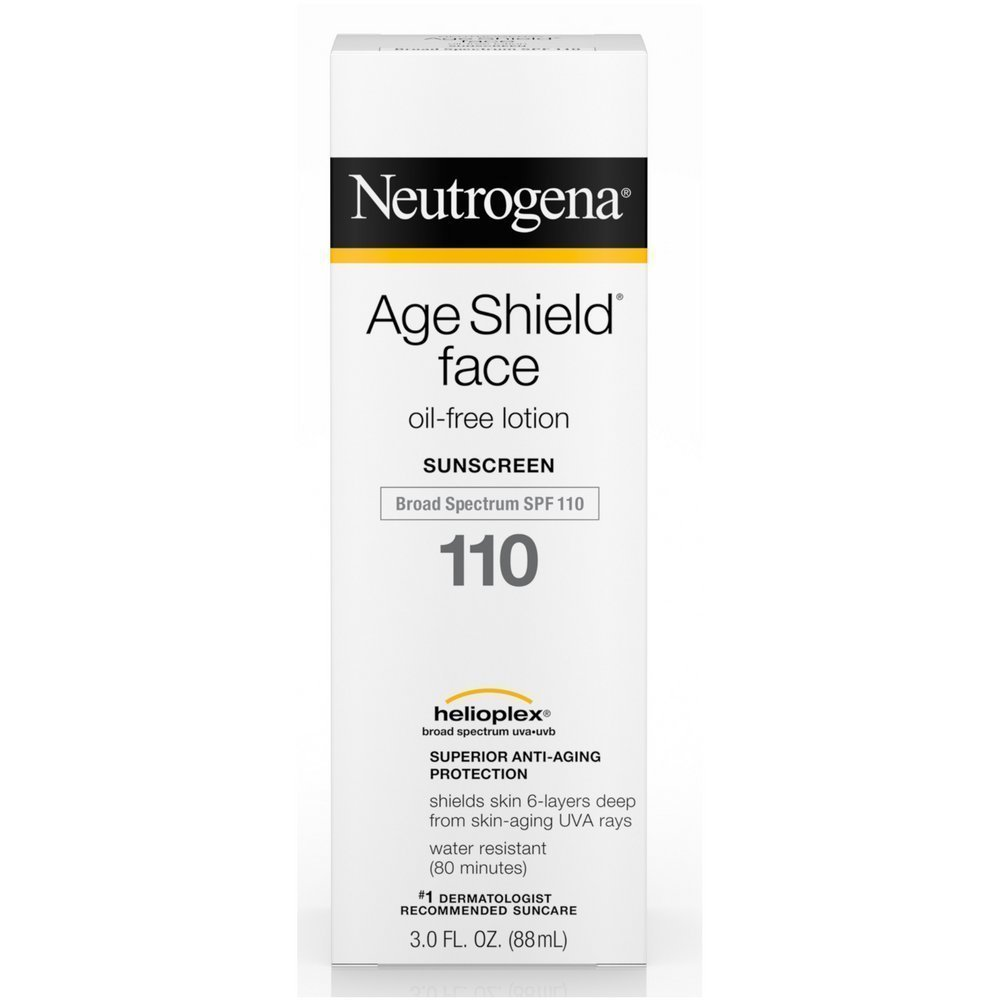 Neutrogena Age Shield Face Lotion SPF#110 90 ml HealthCentre 86800870227