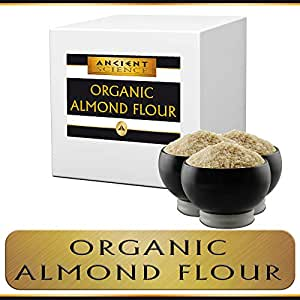 Amazon.com : Organic Almond Flour Bulk Supplier - 55 LBS