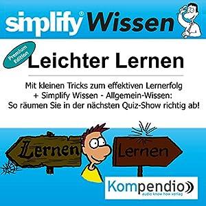 Simplify Wissen - Leichter Lernen (Premium-Edition) Hörbuch