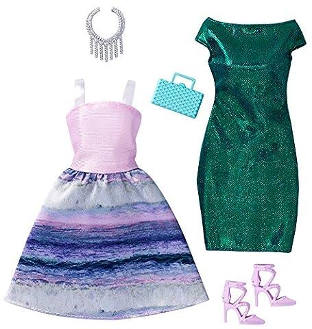 Barbie Fashions Mermaid, 2 Pack