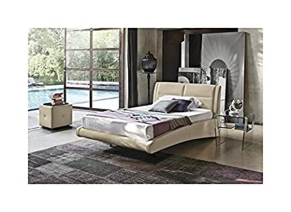 Arredamento Color Corda : Target point letto stromboli con materasso memory colore