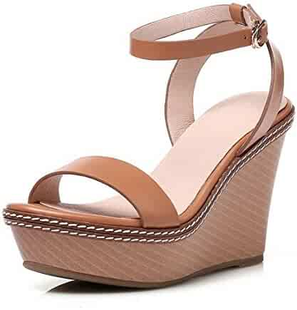 1aea7ecf2 Shopping Platforms   Wedges - Sandals - Shoes - Women - Clothing ...