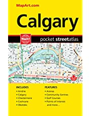 Calgary Pocket Street Atlas