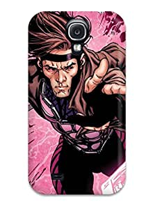 Design High Quality Gambit X Men Cover Case With Excellent Style For Galaxy S4 9510093K77767041