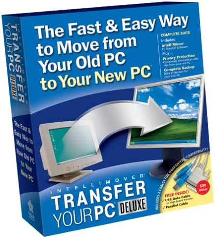 Intellimover Transfer Your PC Deluxe 515VC9T01CL