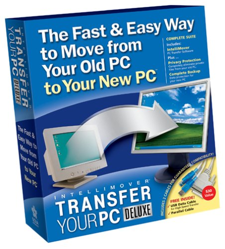 Intellimover Transfer Your PC Deluxe product image