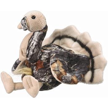 Turkey Stuffed Animal Plush Toy 8 Wildlife Artists Ccr 1760tk