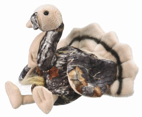 Wildlife Artists CamoWild Mossy Oak Break-Up Turkey (8-Inch)