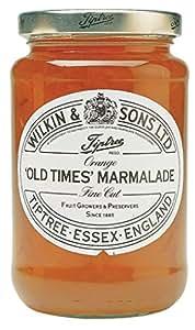 Viejos tiempos mermelada de naranja por Wilkin & sons de Inglaterra