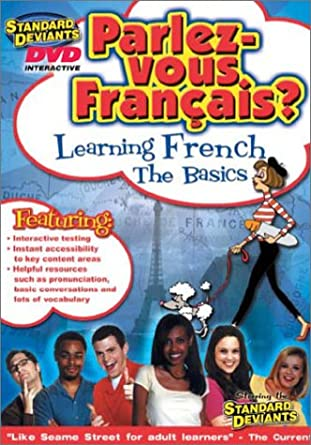 Amazon.com: The Standard Deviants - Parlez-vous Francais ...