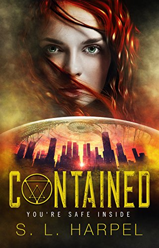 Contained: Book one of the Protectorate Series by [Harpel, S. L.]