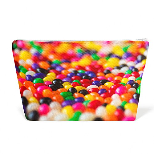 Westlake Art - Sweets Colours - Pen Pencil Marker Accessory Case - Picture Photography Office School Pouch Holder Storage Organizer - 13x9 inch (713B4) ()