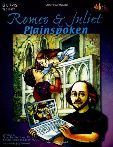 Romeo & Juliet: Plainspoken pdf epub