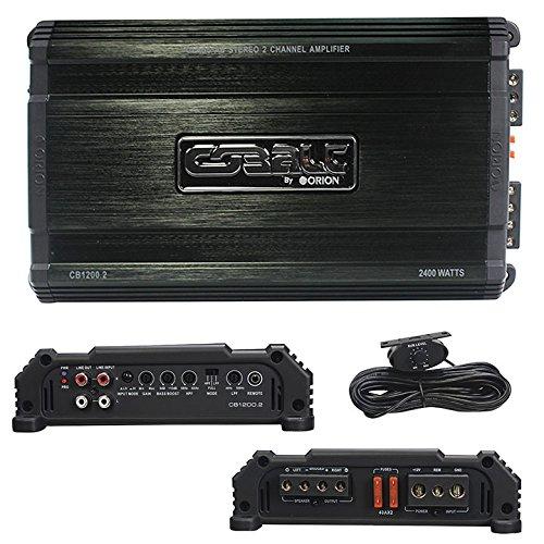 Orion CB600.2 Cobalt Series 2 Channel Amplifier